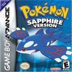 Pokemon Sapphire English Boxart