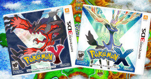 Pokemon X and Y Boxart