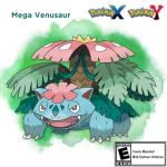 Mega Venusaur