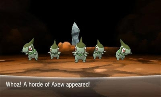 Ev Training Using Horde Encounters In Pok 233 Mon X And Y