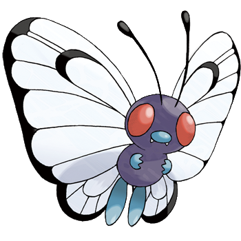 12-Butterfree