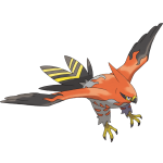 663 Talonflame