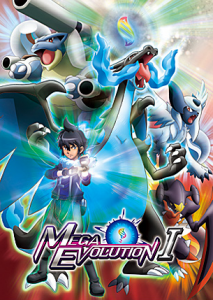 Strongest Mega Evolution: Act I poster