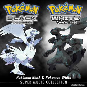 Pokémon Black and White Super Music Collection
