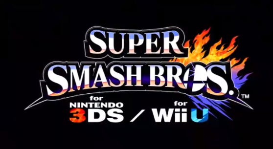 Super Smash Bros. Wii U and 3DS logo