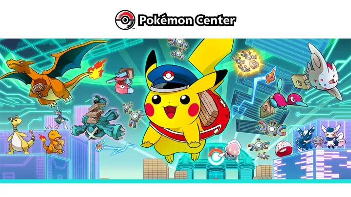 Pokémon Center logo