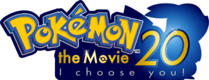 Pokémon the Movie 20: I Choose You logo