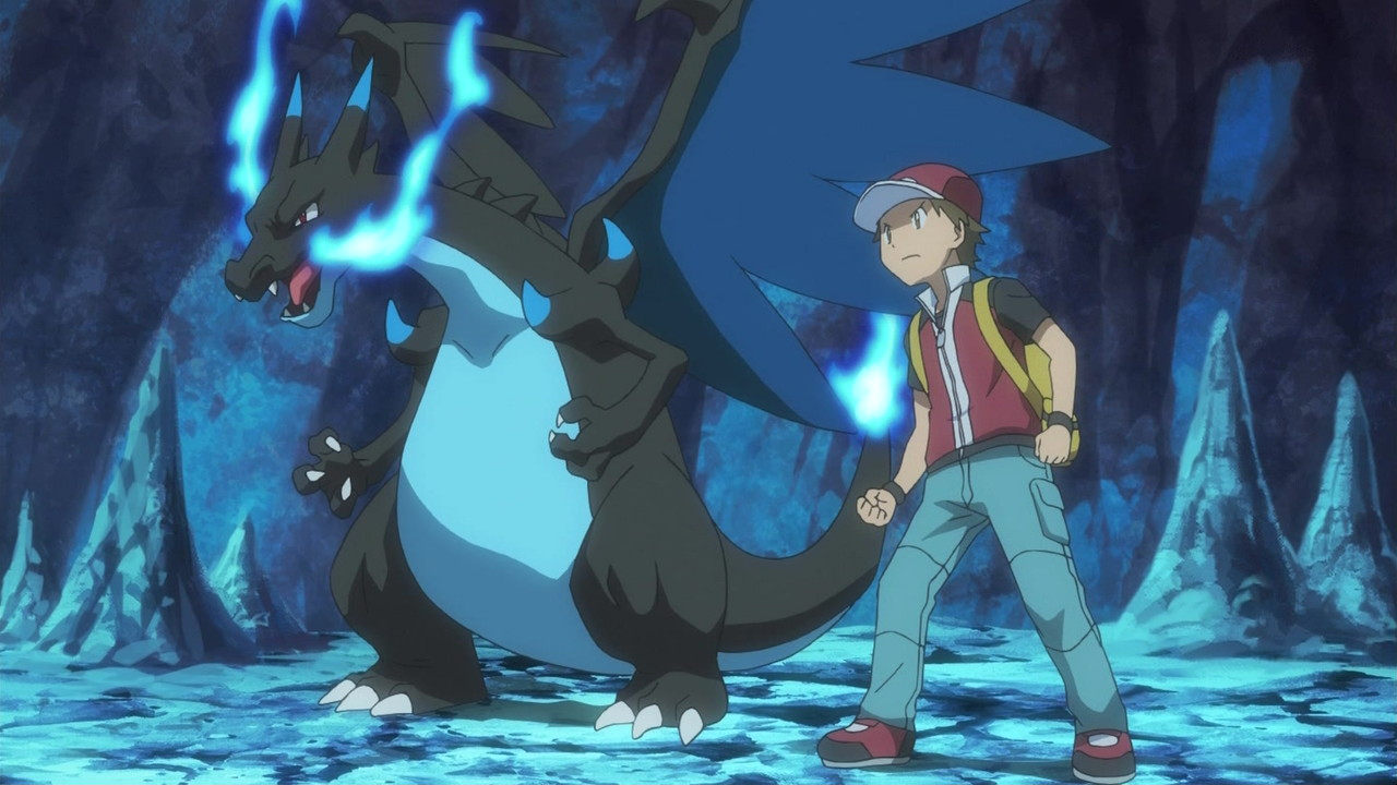Mega Charizard X And Leaked Generation Vi Pokemon Fspr56